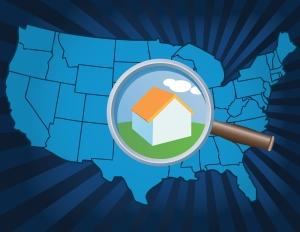 Housing Market fall 2014 US image