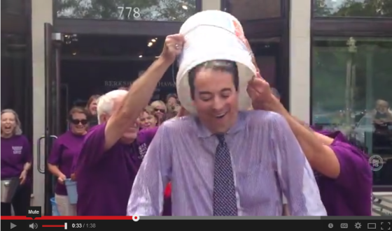 Pasquesi ALS Ice Bucket Challenge