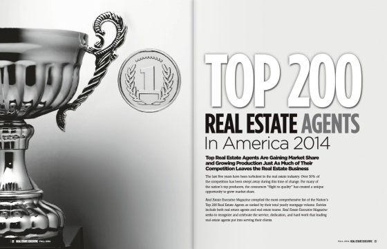 Real Estate Executive Magazine_Agents