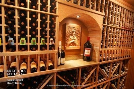 4013_09 Grand Avenue, Western Springs IL, 60558 Wine Cellar
