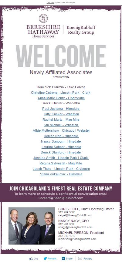 Dec 2014 New Associates