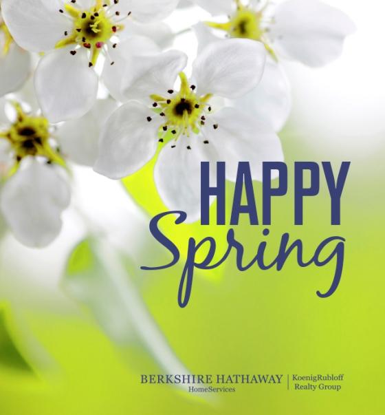 Happy Spring 2015