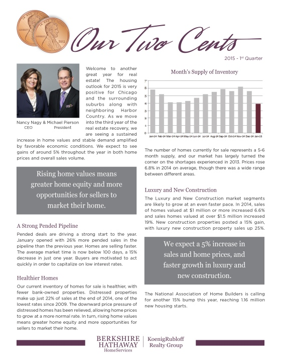 Our Two Cents - Q1 2015