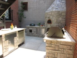 2632 Lakewood Chicago - Exterior Kitchen