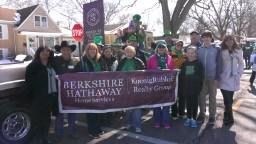 St. Pat's Day Parade Elmhurst