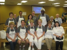 Libertyville Feed My Starving Children Event