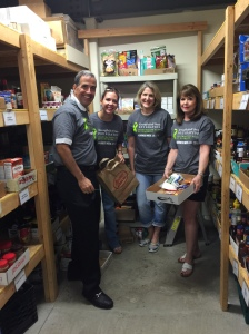 Deerfield Food Pantry Event