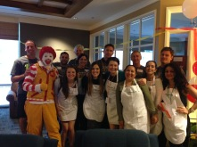 HomeServices Lending & Title Event at Ronald McDonald House Chicago