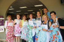 Glenview Linus Project Blanket Making Event
