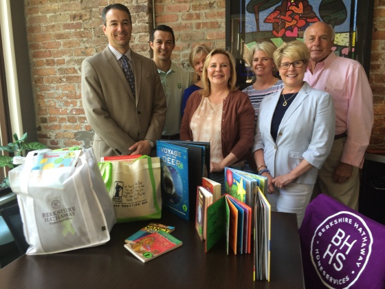 Lake Forest Book Drive