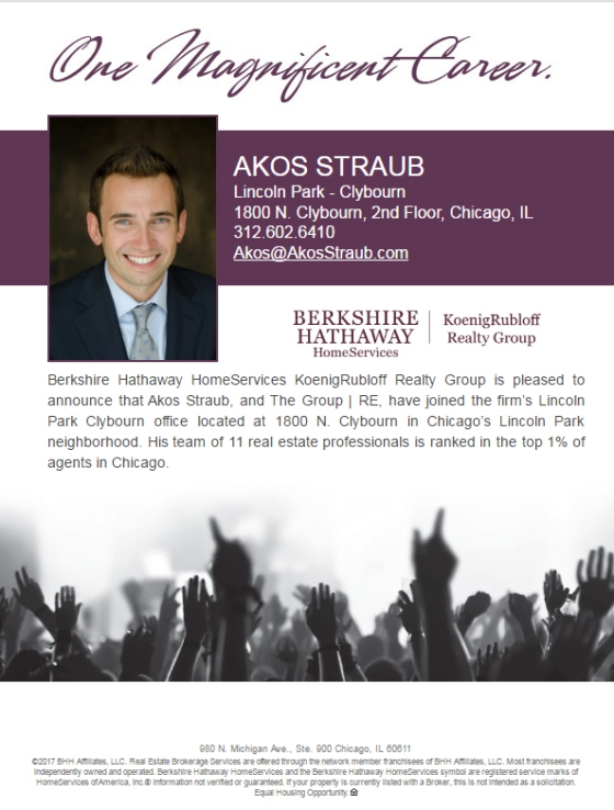 Welcome home Akos Straub and The Group RE!