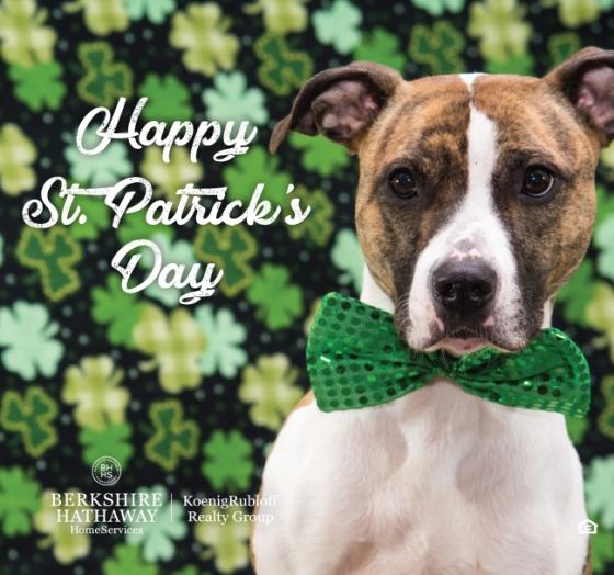 Happy St. Patrick'sDay!
