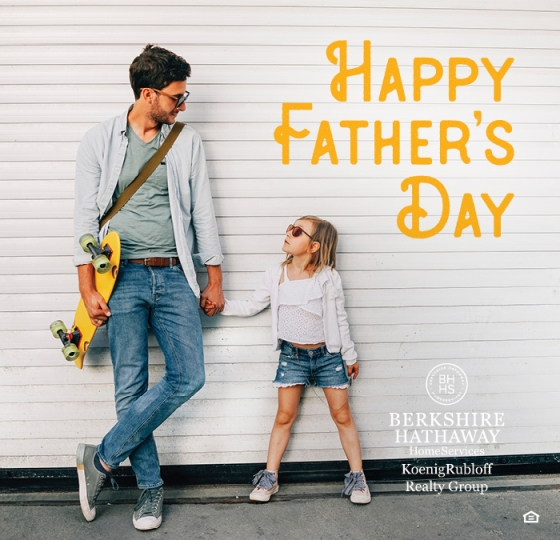 Happy Father's Day 2019!