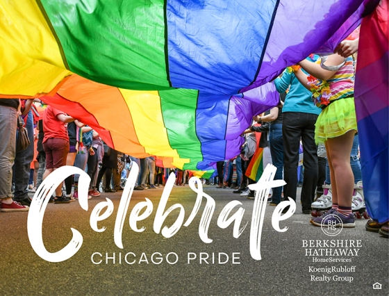 Celebrate Chicago Pride!