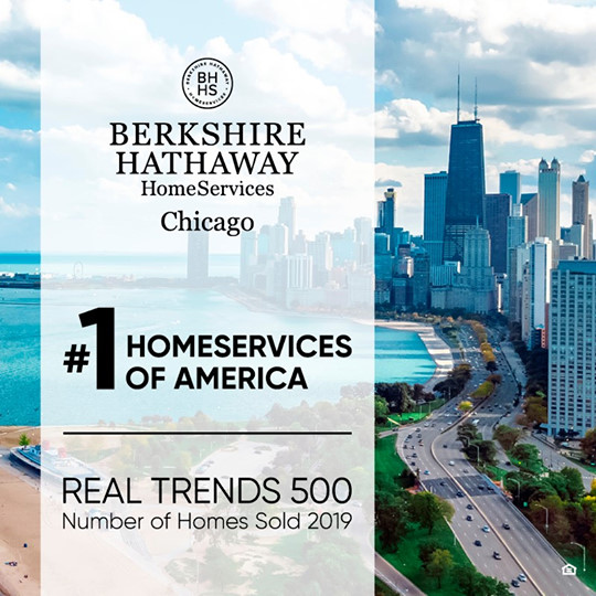 HomeServices of America is #1 AGAIN, according to Real Trends 500!