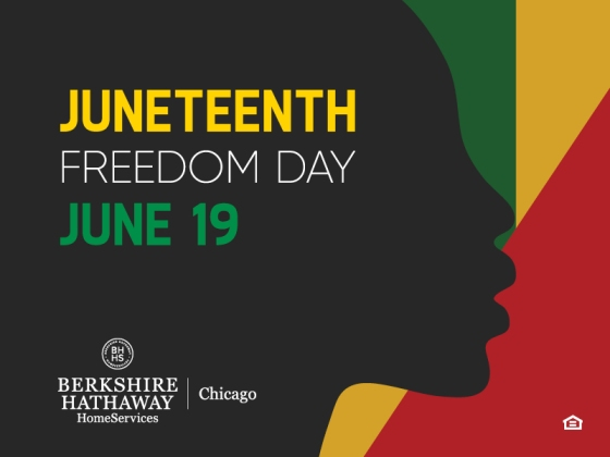 Juneteenth – a chance to learn, reflect and celebrate freedom for all.