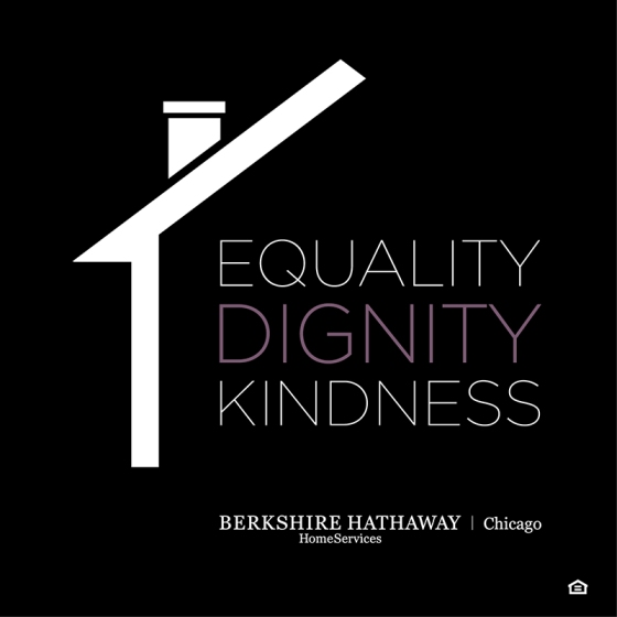 We Stand for Dignity, Equality and Kindness