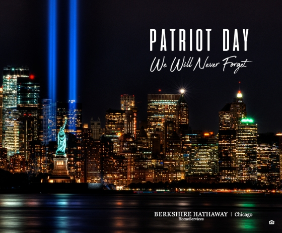 Patriot Day – We will never forget.