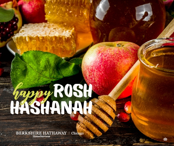 Happy Rosh Hashanah!