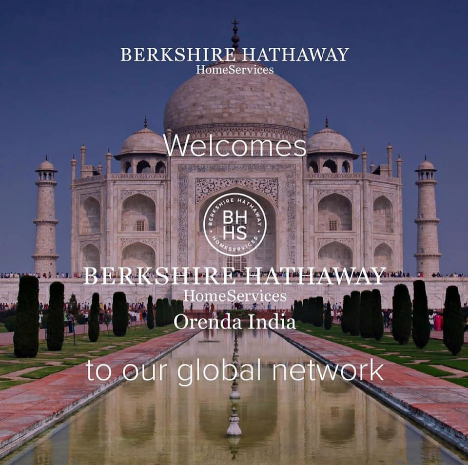 Berkshire Hathaway HomeServices Global Expansion with First Location in India!